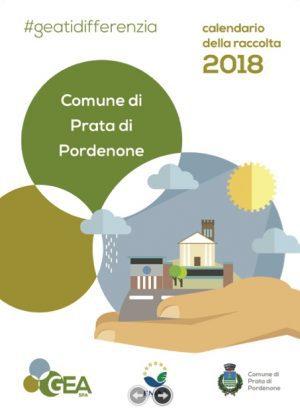 CALENDARIO PRATA 2018